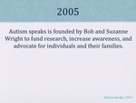 History of Autism Slide 17