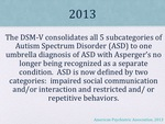 History of Autism Slide 19