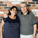 Darío y Haydée López