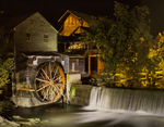 Old Mill Restaurant by Tiffany Murphy